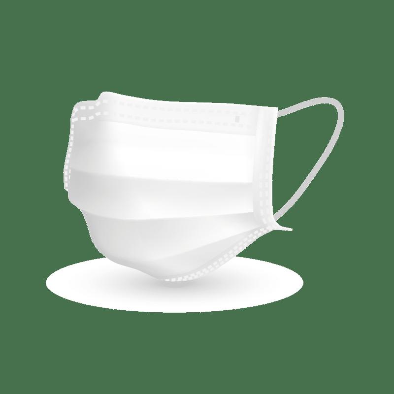 Illocare premium mondmasker 3d