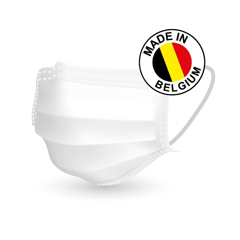 Illocare mondmasker productie made in Belgium